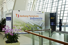 Construction covers (A. Wee) Tags: jakarta  indonesia  airport  cgk soekarnohatta terminal3