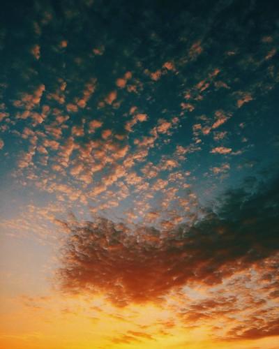 Um céu qualquer.