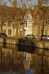 Beloved Brugge (Natali Antonovich) Tags: belovedbrugge brugge bruges belgium belgie belgique landscape citylandscape oldtown oldtime oldworld oldest architecture reflection lifestyle canal water style relaxation couple