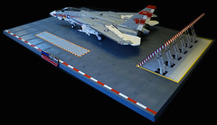 F-14A Tomcat Full Deck (crash_cramer) Tags: lego f14 f14a tomcat