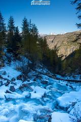 Cascata Ghiacciata, Aymavilles (Albi Nikon) Tags: cascata ghiaccio vda aostavalley wonderful water aymaville ao