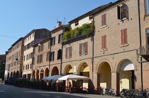 Streets of Ferrara I