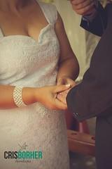 The moment  Marta & Juarez (Cris Borher) Tags: casal aliana ring casamento wedding