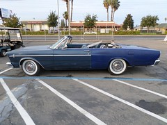 1966 FORD GALAXY CONVERTIBLE (lodiparkandsell) Tags: for sale by owner lodi stockton