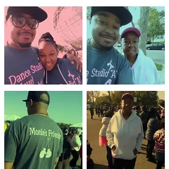 3 Mile walk for Breast Cancer (stanbstanb) Tags: lomics comics breast cancer mile walk