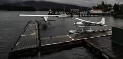 Tofino Air (Russell_Holmes) Tags: tofino floatplane britishcolumbia vancouverisland ucluelet pacificrim pacificrimnationalpark wilderness