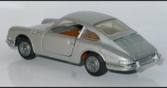PORSCHE 912 (2050) MEBETOYS L1120294 (baffalie) Tags: auto voiture miniature diecast toys jeux jouet ancien vintage classic old car coche retro
