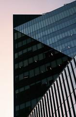 51 Astor Place (sjnnyny) Tags: officebuilding facade curtainwall geometric nyc manhattan glass stilllife sonya6000 sony35mmf18emount fumihikomakidesignedcooperunionproperty architecture modernism