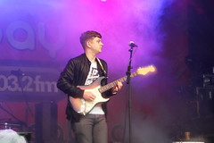 Idol Minds [3] (Ian R. Simpson) Tags: idolminds band musician entertainers morecambecarnival2016 mc16 morecambe lancashire act stage music concert performance guitarist