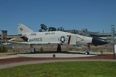157246 MCD F-4S Phantom (GULF550) Tags: phantom usmc mcdonnelldouglas f4s miramar mcas