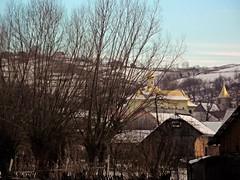 Partesti   -  Bucovina  - North  Romania (amos.locati) Tags: romania bucovina partestii de jos amos locati countryside europe east zapada snow neve villaggio sat case house village alberi rami tree arbre copac