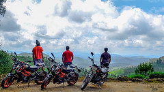 Away from all the chaos #landscapes #nature #sky #skyscape #bliss #bikers #travel (maheshr1711) Tags: sky skyscape nature landscapes bikers bliss travel