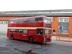 Ribble 1997 (deltrems) Tags: ribble lancashire blackpool fylde coast catch22 garage depot public service vehicle transport bus bristol vr