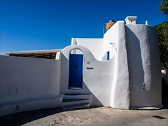PA044698 Italy Sicily Panarea (Dave Curtis) Tags: stromboli island 2013 em5 europe omd olympus house white blue italy sicily panarea