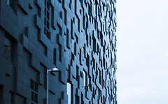 Boxes (RFuhlendorf) Tags: barcode oslo boxes black office building minimalism city modern glass skye winter frozen blue cold