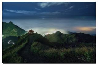 神秘的茶壺山, Keelung, Taiwan