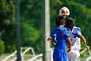BATTLE (稲垣一志) Tags: スポーツ 球技 サッカー 高校サッカー ヘディング 競り合い 日本 sport ballgame soccer football highschool heading battle japan