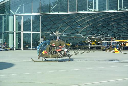 Bell 47G - Salzburg