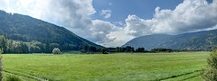 Ausläufer Ossiacher See (Westblick)