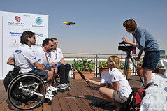 201001_ALAIN_DUE_6 (weflyteam) Tags: wefly weflyteam baroni rotti piloti disabili fly synthesis texan airshow al ain emirati arabi uae