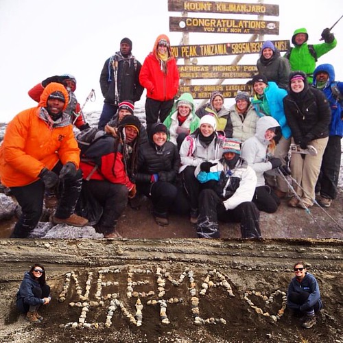 """The 2nd Annual Uhuru for Education Climb with #neemaintl was a great success!! 🗻We're so excited to have left our mark on #kilimanjaro and to have raised awareness and funds for the new Tuleeni Center and the many, many children we support. We • <a style=""""font-size:0.8em;"""" href=""""http://www.flickr.com/photos/59879797@N06/30839603926/"""" target=""""_blank"""">View on Flickr</a>"""