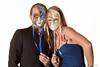 Exceptional Moon - Nov-2016 (Eric R Porcher) Tags: 201611 anniversaire europe france studio têteetépaules portrait intérieur costume tenue soirée balmasqué couple masque lou venise fondblanc lune croissant yeux
