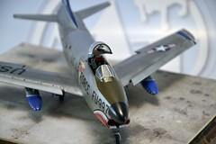 F-86D Sabre Dog 1/48 (lysander90) Tags: f86d sabre dog 148