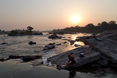 Sunrise on Betwa River