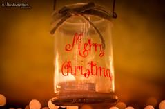 #AM a warm 'Merry Christmas' sign (v.Haramustek) Tags: osijek osjekobaranjskaupanija croatia hr merrychristmas xmass bottle glass lights warm fire sign rope outdoor advent tvra yellow orange red