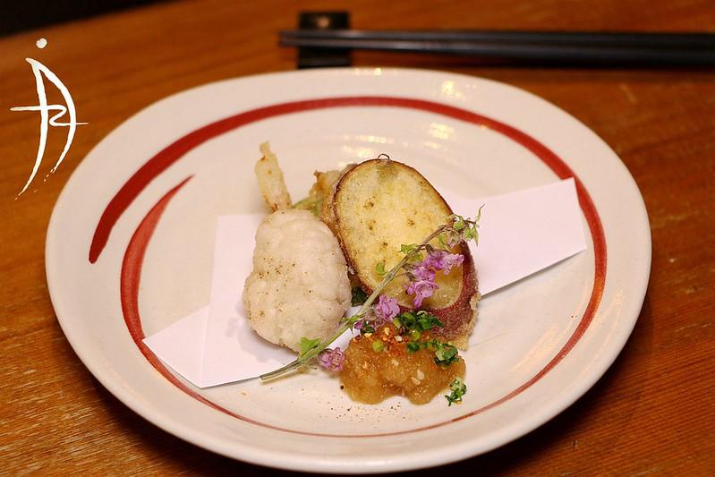 月酒居日式創意無菜單料理087