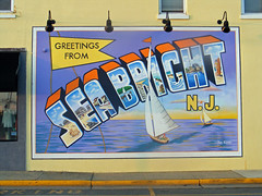 Sea Bright Mural (Glapatamear) Tags: nj jersey shore mural painted new monmouth county