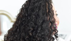 Curly Hair Care Update (GirlWithCurves) Tags: curlyhair girlwithcurves pantene naturalcurls