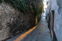 Calle de pueblo (Aristides Daz) Tags: calle rural pueblo nigelas sierra nevada sigma 1020