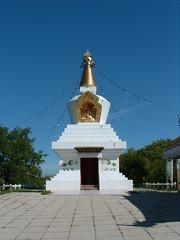 Tar, Buddhista sztpa (ossian71) Tags: magyarorszg hungary mtra tar plet building memlk sightseeing sztpa stupa