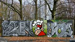 Den Haag Graffiti : STEEN, KBTR & BEAPS (Akbar Sim) Tags: denhaag thehague agga holland nederland netherlands graffiti akbarsim akbarsimonse steen kbtr beaps zuiderpark