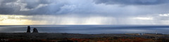 20161001_130321 Panorama1 copy Explored (kaioyang) Tags: iceland snæfellsnespeninsula rain nikon coolpix p900 mt abstract