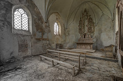 Chapelle Mosane [BE] (URBEX EXPERIENCE by Sylvain L.D) Tags: art photography chapel chapelle sylvain ld