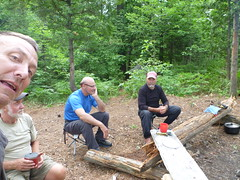 P1040850 (photos by mark) Tags: chiniguchi temagami canoe trip outdoor camping larry russ mark al