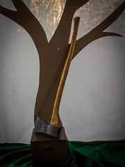 De bijl aan de wortel van de boom... Johannes de Doper (KerKembodegem) Tags: snoeien bloeien bijl 4ingrondwoordenbrood gebedsviering woorddienst woordviering brood woord vieringrondwoordenbrood erembodegem kerkembodegem tenbos 4ingen zondagsviering liturgie liederen geloofsbelijdenis tafelgebed jezus jesus god jesuschrist christianity liturgy bijbel bible kerklied lied gezangen gezang gebeden song songs churchsongs liturgischeliederen liturgischlied 2016 gezinsviering gezinsvieringen scheut twijg advent