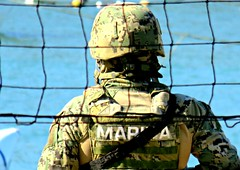 Special Forces (knightbefore_99) Tags: west coast marina elite force combat mexico mexican beach nayarit rincon guayabitos marines cool soldier protect