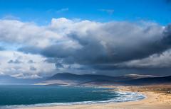 Scarista & beyond (Grim Weaver) Tags: scotland scenery shorelines canon canon500d canonrebelti colour canoneos isleofharris islands outerhebrides sea scenic sky sand beaches britain clouds