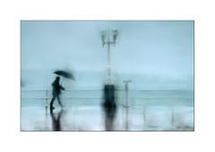 transparencias (4) (Ramn Medina) Tags: gijn sea drops gotas mar marina asturias paseomartimo painterly parabrisas promenade lluvia rain blur alotrolado traselcristal windscreen windshield window