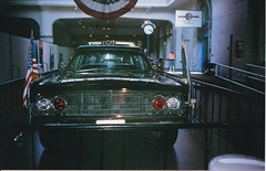 presidential car (stephanielayton57) Tags: car jfk roadtransport