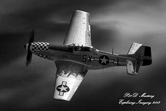 20130616-36782 P-51D (Exploring Imagery) Tags: airplane washington aircraft aviation wwii airshow mustang washingtonstate everett warplane p51 p51d everettwashington wwiiaircraft vintageaircraft everettwa painefield canon50d exploringimagery