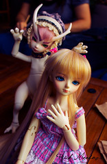 KDD-52 (BStarkiller) Tags: moon doll dolls chloe starbucks bjd luts darae dollzone