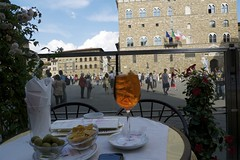 L1230704 (Darren and Brad) Tags: italy florence italia tuscany firenze toscana spritz aperol rivoire