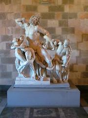 Sculpture (pefkosmad) Tags: vacation sculpture holiday art interior greece greekislands rhodes rhodesoldtown dodecanese palaceofthegrandmaster knightsofrhodes rhodes2013
