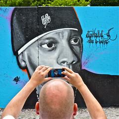 Graffiti Den Haag : NEAR! (Akbar Sim) Tags: holland netherlands near nederland denhaag iphone wkc bboys zuiderpark donaldd agga wallkrushcrew akbarsimonse hofzuiderpark akbarsim