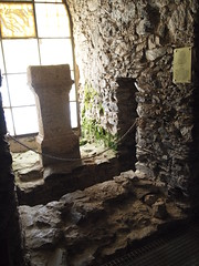 Monumento sacerdote P7262294 (Rafael Jimnez) Tags: espaa archaeology spain almucar archaelogy arqueologa 2013 aboutiberia almucargranada museoarqueolgicodealmuecar