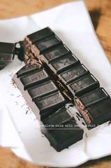 chocolate bar (abrowntable) Tags: food cakes coffee cake recipe dessert baking sweet chocolate ganache sugar delicious recipes yogurt cocoa flour jam preserve bake currants wholewheat darkchocolate redcurrant redcurrants wholegrain